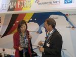 """Seaports of Niedersachsen GmbH: Treffen der Stückgutlogistiker auf """"Breakbulk Americas"""" in New Orleans"""