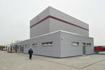 Offshore wind turbines: 5 Megawatt full load test bench of AREVA in operation since October 2011
