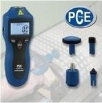 Berührungslos messen mit dem neuen Laser Umdrehungsmesser PCE-DT 65