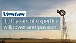 Sweden / Denmark - Vestas reaches 50GW of installed wind power capacity and 46,000 wind turbines