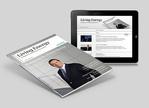 "Siemens Energy Customer Magazine ""Living Energy"" now also available as iPad app"