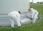 Stärker als Wind und Meer Triflex auf der HUSUM WindEnergy 2012
