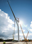 This week: Wind turbine with the world's largest rotor goes into operation