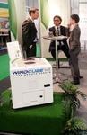 BBB Windenergie News: EWEA 2013: BBB präsentiert LIDAR-Windmessgerät