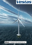 Vestas CEO Ditlev Engel discusses wind energy with Philippines President Benigno Aquino III