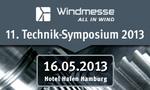 Windmesse Technik-Symposium 2013