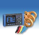 Handlicher, benutzerfreundlicher Energie-Logger HIOKI 3360 für den Energie-Management-Support