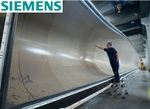 Siemens is awarded contract for federal wind farm