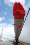 Vestas produces its first prototype wind turbine blades in U.S. at Colorado factory