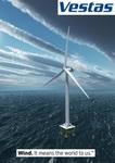 Vestas wind turbines arrive for wind farms in La Libertad and Piura