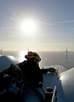Offshore wind service – where technical expertise, a strong commitment to safety and an adventurous spirit come together