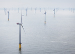 World's largest offshore wind farm with 175 Siemens wind turbines inaugurated