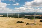 WSB weiht in Andelka zweiten tschechischen Windpark ein