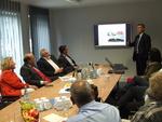 AS Tech Industrie- und Spannhydraulik GmbH: Besuch von der Regierung