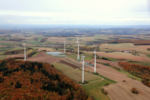 juwi: Hunsrücker feiern ihren neuen Windpark als Leuchtturmprojekt der Energiewende