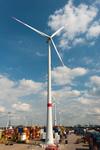 BASF coatings protect new wind turbine in Hamburg