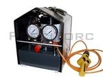 PreciTorc kommt mit der neu entwickelten Kompakt-Serie  Hydraulikaggregate für den Betrieb von Spannzylindern auf den Markt