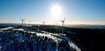 Vestas' de-icing system improves power production in cold climates