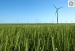GE announced that it will supply Toto Costruzioni S.p.A. with eight of its GE 2.85-103 wind turbines