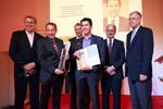 Wirtschaftsclub Saar-Pfalz-Moselle ehrt juwi-Gruppe mit Nachhaltigkeitspreis 2013