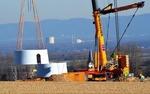 juwi: Windpark zwischen Bermersheim und Gundersheim nimmt weiter Gestalt an