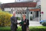 Für Windkraft in Schömberg: juwi und Stadtwerke Rastatt-Tochter Prowind unterzeichnen Kooperationsvertrag