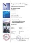 ABE Gruppe: Komponentenzertifikat