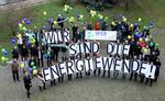 Windparkplaner WSB demonstriert zusammen mit Tausenden Menschen in Berlin