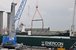 EPAS nimmt neuen Hafenmobilkran in Betrieb