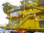 Deutsche Windtechnik startet Service für das Offshore-Umspannwerk im Windpark Butendiek