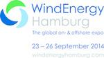 WindEnergy Hamburg 2014: Ausstellerkennzeichnung bei Windmesse