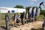 Feldheim: Groundbreaking ceremony for battery storage system