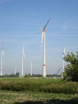 Feldheim wind farm: Three new wind turbines go online