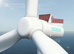 Siemens receives order for 67 wind turbines for Dudgeon offshore wind power plant