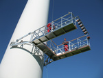 Hailo Wind Systems presents technology and service for the international wind power sector