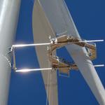 Käufer Befahrtechnik präsentiert die weltweit erste Offshore-Rotorblattbefahranlage auf der WindEnergy in Hamburg