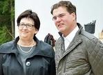 Besuch aus dem Bundestag im Windpark Birgland