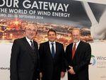 Gabriel eröffnet WindEnergy Hamburg 2014: Deutscher Windenergiemarkt ist ein internationaler Leitmarkt
