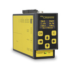 motrona: DS230 - der neue SIL3/PLe Drehzahl-, Stillstands- und Drehrichtungswächter mit Multifunktionseingängen
