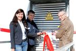 ABO Wind und GGEW AG weihen Windpark Brünnstadt ein