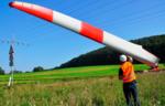 In der Pfalz verleiht juwi der Energiewende Flügel