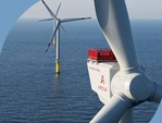 Offshore Wind: AREVA maintenance contract for five years renewed in the North Sea
