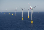Offshore-Windpark DanTysk speist ersten Strom ein