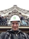 Der Eiffelturm versorgt sich selbst mit Windkraft