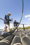 ABB erhält Auftrag für Kabelsystem für einen der weltweit grössten Windparks