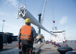 Braker Hafen meldet höchsten Seeverkehrsumschlag seiner Geschichte