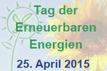 Tag der Erneuerbaren Energien
