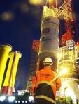 DONG Energy startet Offshore-Bau für Deutschlands größten Windpark