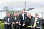 Energiekontor weiht ertragsstarken Windpark Uthlede in Niedersachsen ein