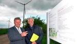 Windkraft mit Weitblick: Neu gestalteter Panorama-Höhenweg am Windpark Lettweiler Höhe vorgestellt